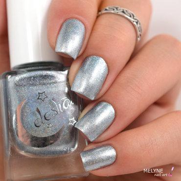 Celestial Cosmetics Galactic Aura Swatch by melyne nailart