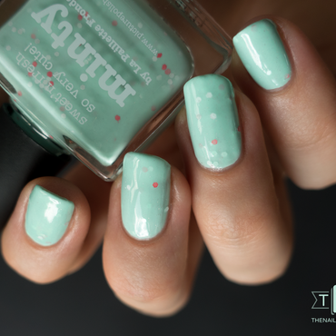 piCture pOlish Minty Swatch by Kate C.