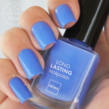 Hema 835 Swatch by xNailsByMiri
