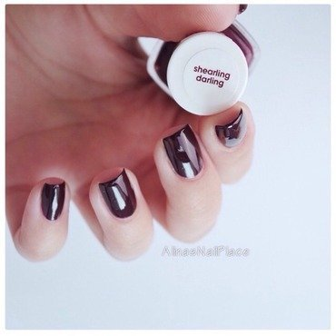 Essie Shearling Darling Swatch by Alina E.