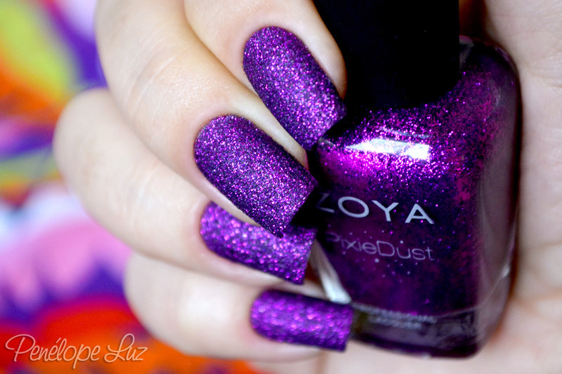 Zoya Carter Swatch by Penélope Luz