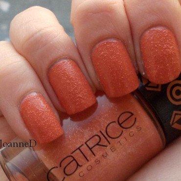 Catrice L'Afrique c'est chic C05 L'Orange Swatch by JoanneD