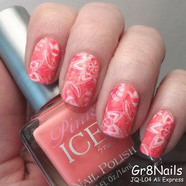 Summer nail art by Gr8Nails