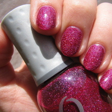Orly Miss Conduct Swatch by Nail Crazinesss