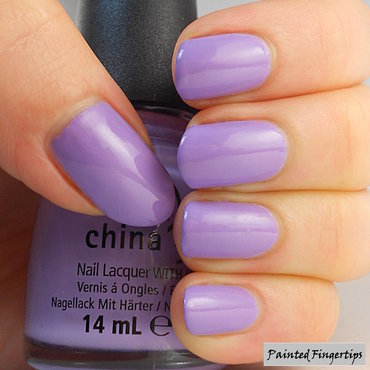 China Glaze Tart-Y For The Party Swatch by Kerry_Fingertips