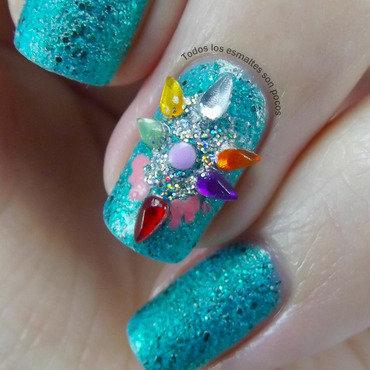 Shourouk for sephora nail polish blue topaz 4 thumb370f