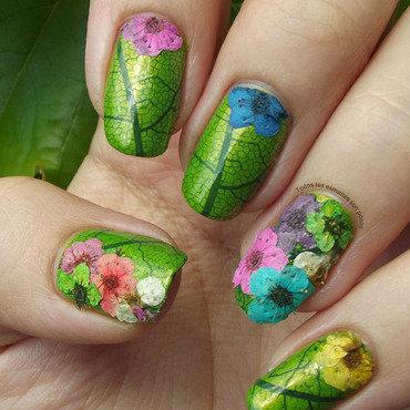 Manicure dry flowers wheel dresslink todos los esmaltes son pocos thumb370f