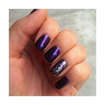 31dc2 : Paisley nail art by JingTing Jaslynn