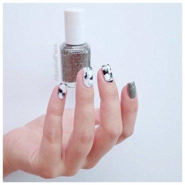 flying high nail art by Alina E.