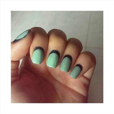 #31dc2 - Ruffian nail art by JingTing Jaslynn