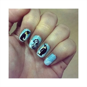 #31dc2 - Realism nail art by JingTing Jaslynn
