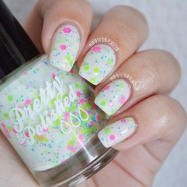 Pretty & Polished Popples Swatch by Julia