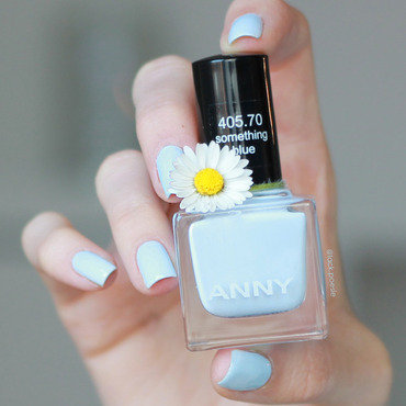 Anny Something Blue Swatch by lack.poesie (Sarah)