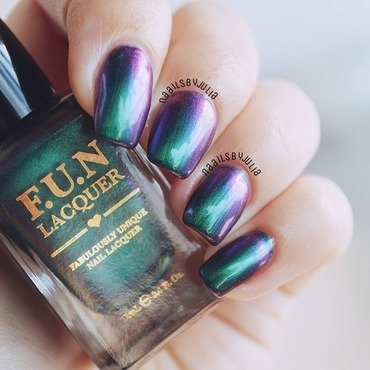 Fun Lacquer Blessing Swatch by Julia