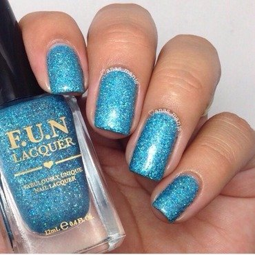 F.U.N Lacquer Daydreamer Swatch by anas_manis