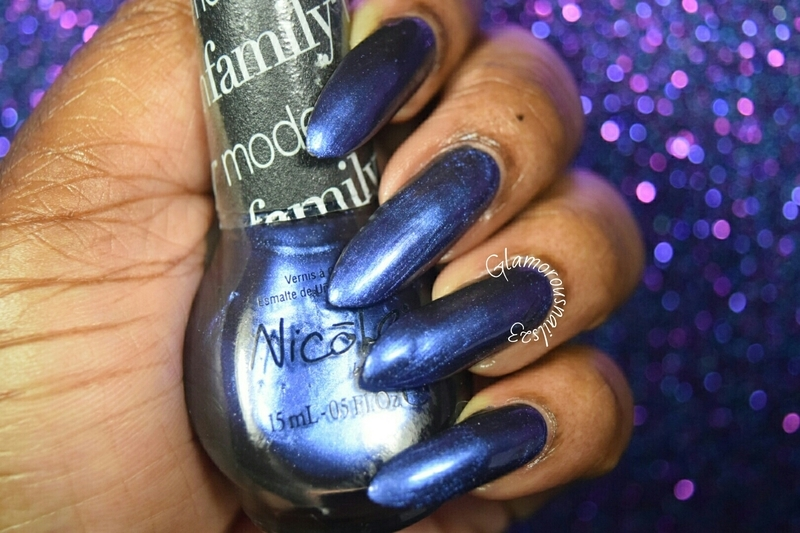 Nicole by OPI What's The Mitch-Uation? Swatch by glamorousnails23