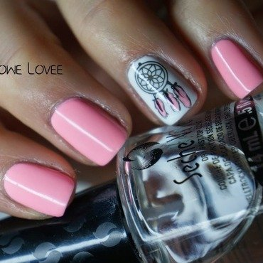 Dreamcatcher  nail art by PaznokcioweLovee