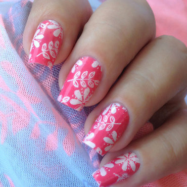 Flower 20nails 20moyou 20pro 20collection 20xl 14 20 26 20china 20glaze 20surreal 20appeal 20 26 20mundo 20de 20unas 2050 20pale 20rose thumb370f