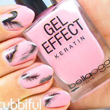 Pink nude nails thumb370f