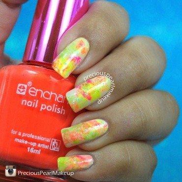 Bright Neon Nails nail art by Pearl P.