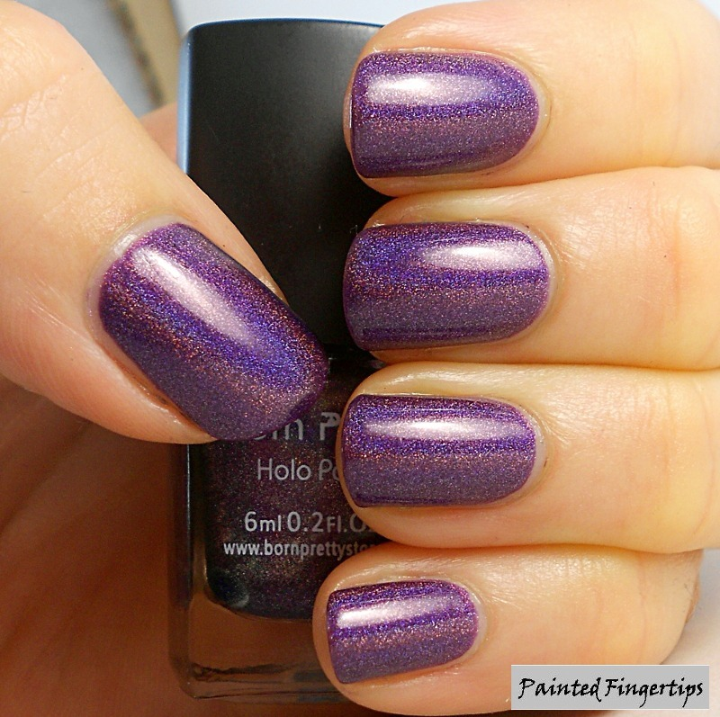 Born Pretty Holographic 11 Swatch by Kerry_Fingertips
