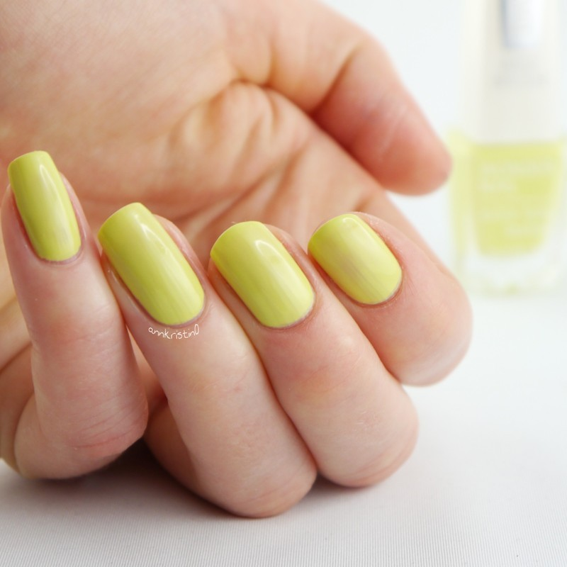 Isadora Sunny Lime Swatch by Ann-Kristin