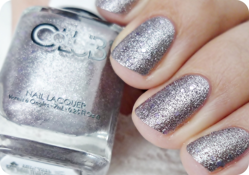 Color Club Friend with benefits Swatch by Romana