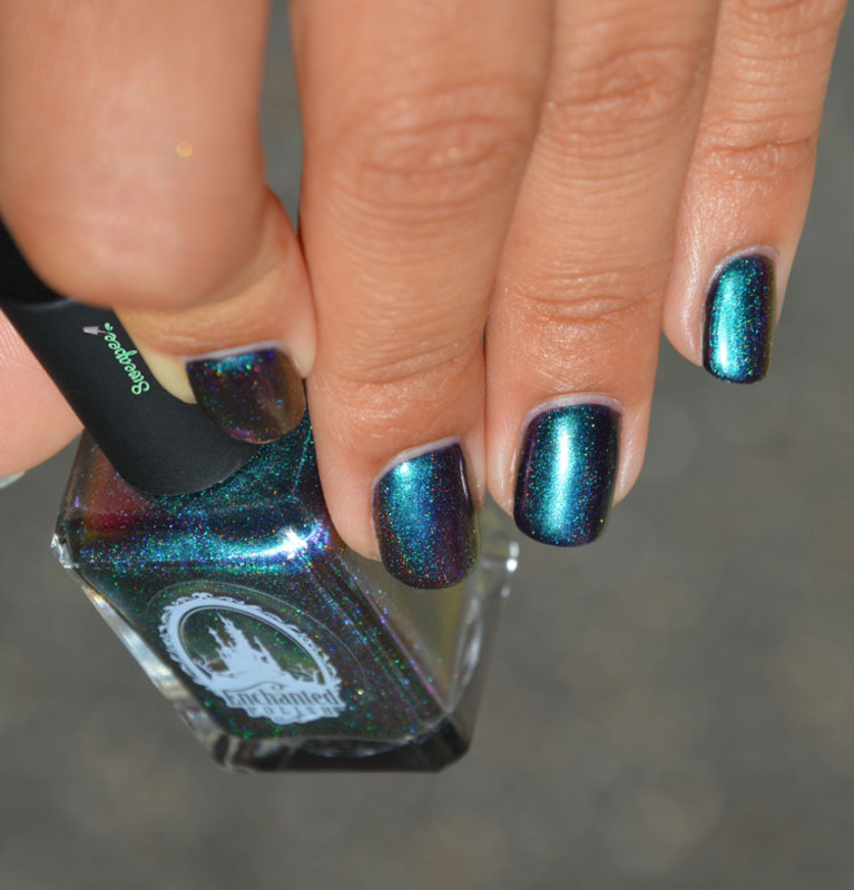 Enchanted Polish Magical Mystery Tour Swatch by Sweapee