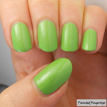 Sally Hansen Parrot Swatch by Kerry_Fingertips