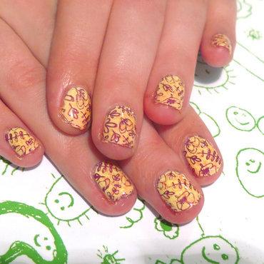 Wakacyjne zdobienie paznokci hawajskie kwiaty thumb370f