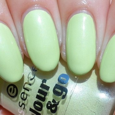 Essence Hello spring! Swatch by Plenty of Colors