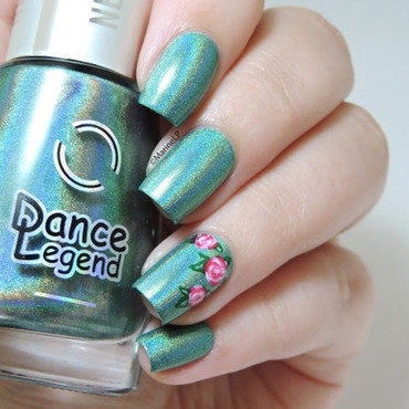 Dance legend new prism 12 android floral accent nail 20 22  thumb370f