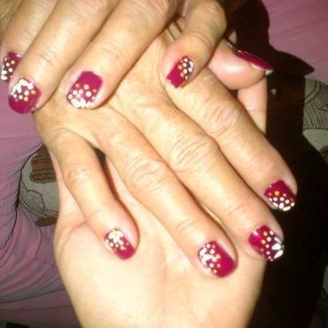 Duquesa nail art by Andreea