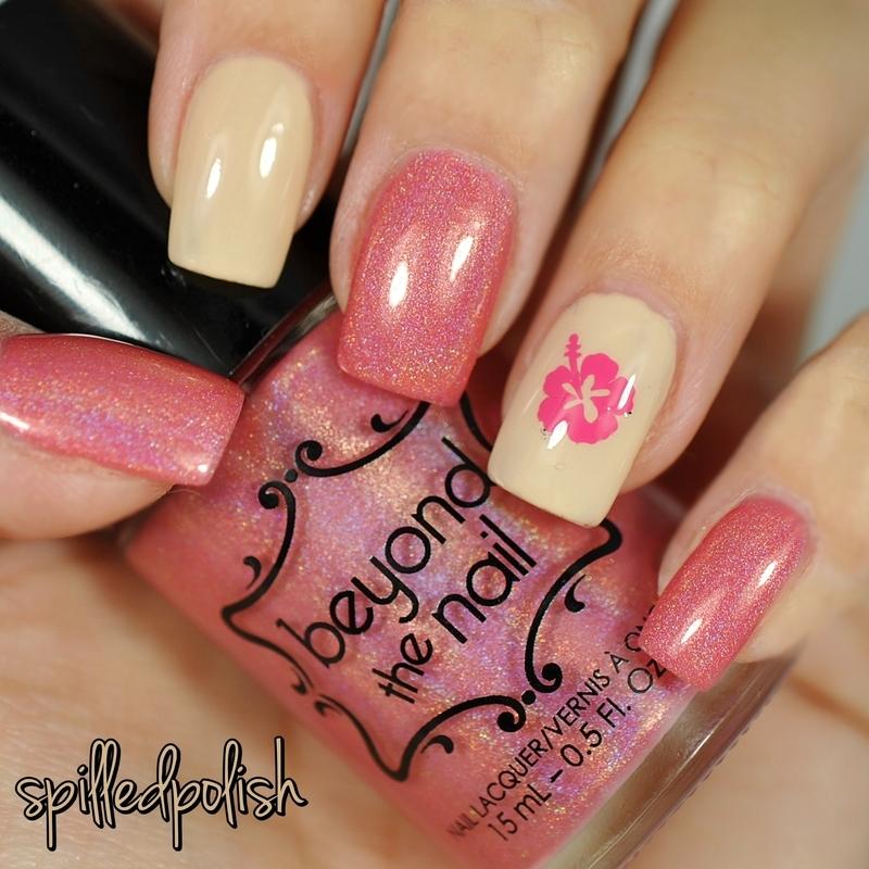 Summer Vacation Nails nail art by Maddy S