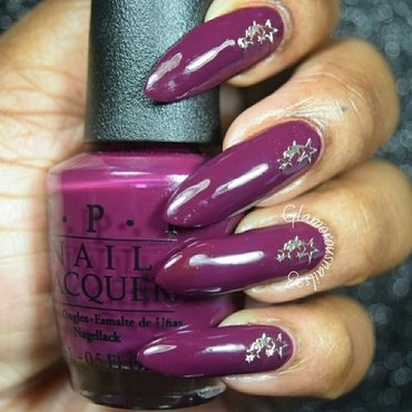 Born Pretty Store Star Nail Decoration nail art by glamorousnails23