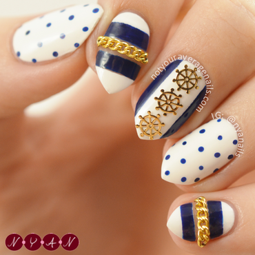 Nautical 20nails 204 thumb370f