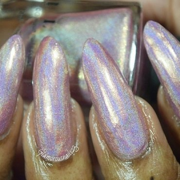 ILNP Flower Girl Swatch by glamorousnails23