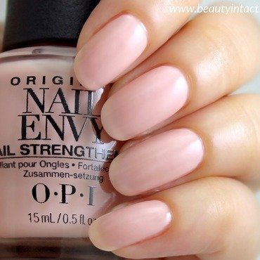 OPI Bubble Bath Swatch by Beauty Intact