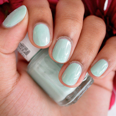 Essie Fashion Playground Swatch by Fatimah
