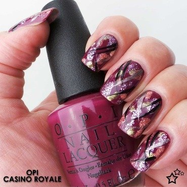 Casino Nail Art And Swatches Nailpolis Museum Of Nail Art