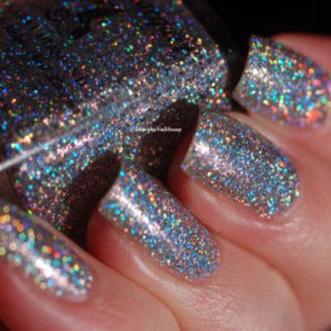 Fun Lacquer 24 Karat Diamond Swatch by Dorothy NailAssay