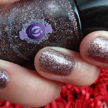 Gothic Gala Lacquers Wop Bam Boom Swatch by Virginie