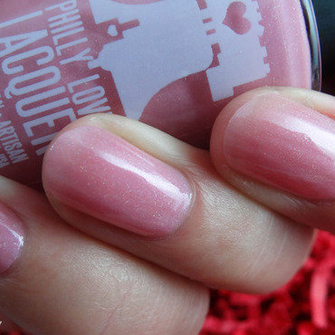 Philly Loves Lacquer Summer Lovin' Swatch by Virginie