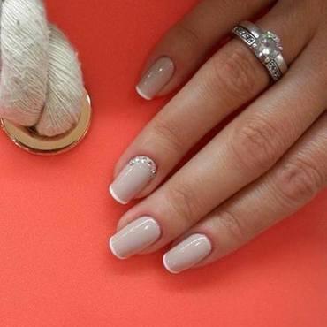 Simple. nail art by Paula215. NAILS
