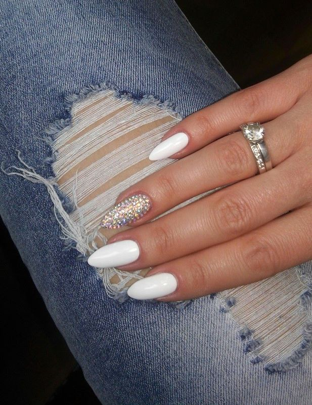 BlingBling nail art by Paula215. NAILS