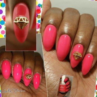 Bright Shot nail art by Nails_Divine