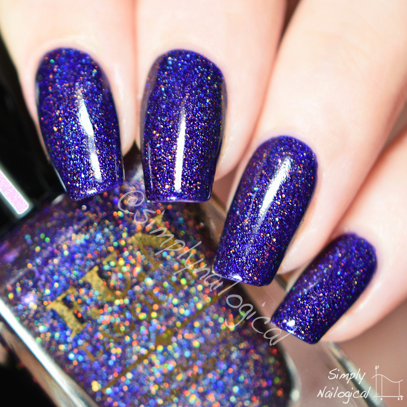 Fun Lacquer Moonlight Nocturne Swatch by simplynailogical