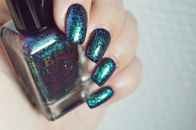 Fun Lacquer Edgy Swatch by Julia