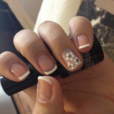 Diamond in the rough nail art by Elyana