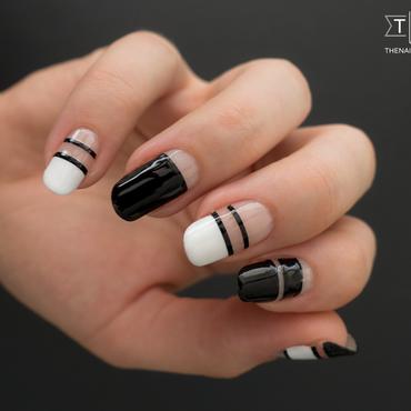 Nailstorming noir et blanc 3 thumb370f